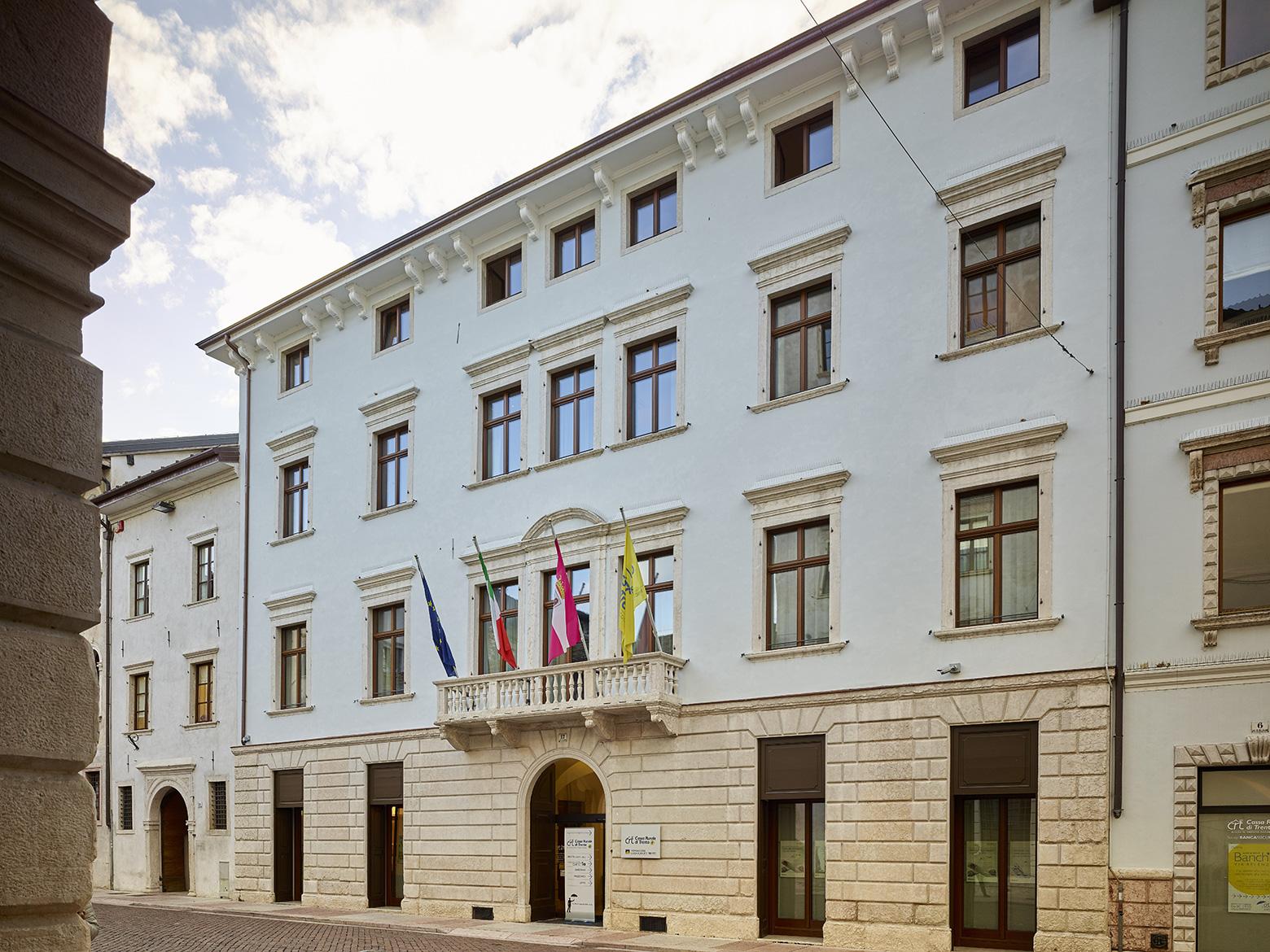 Banca centrale di Trento – IDEA 85