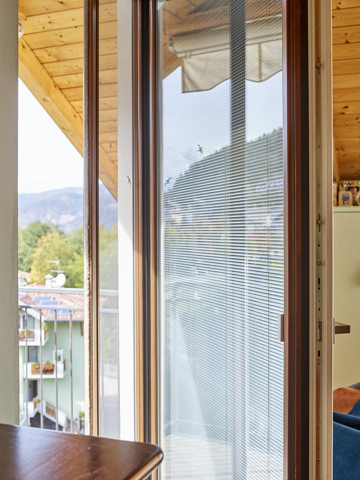 Appartamento – IDEA Estrema doppia tendina