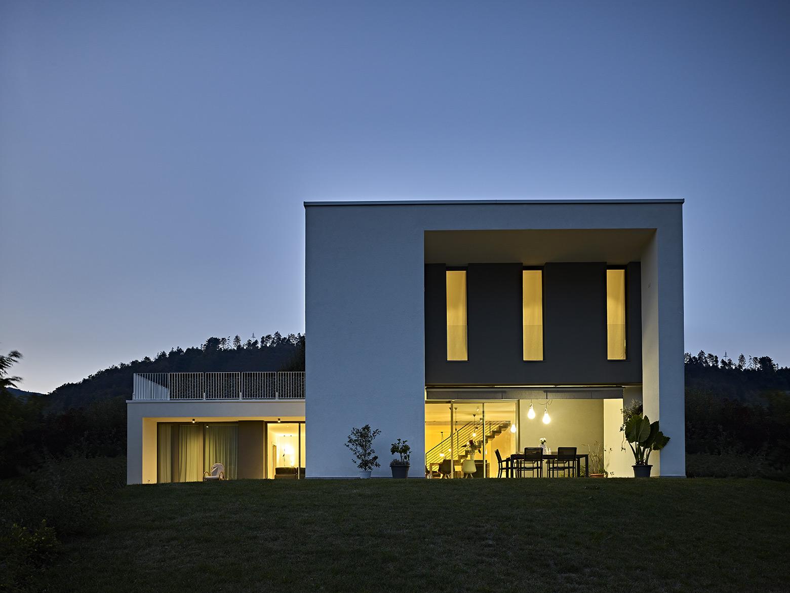 Villa in classe A+ (Trentino)